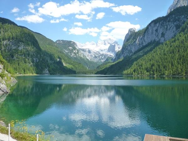 オーストリアの大自然
