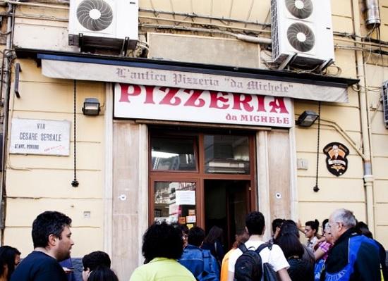 ナポリ一番おいしいピザの店