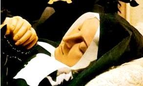 聖女ベルナデッタ
